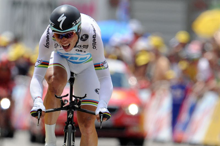 Chrono des Nations 2013 - Tony Martin