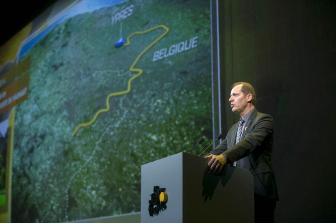 Tour de France 2014 - reaction Christian Prudhomme
