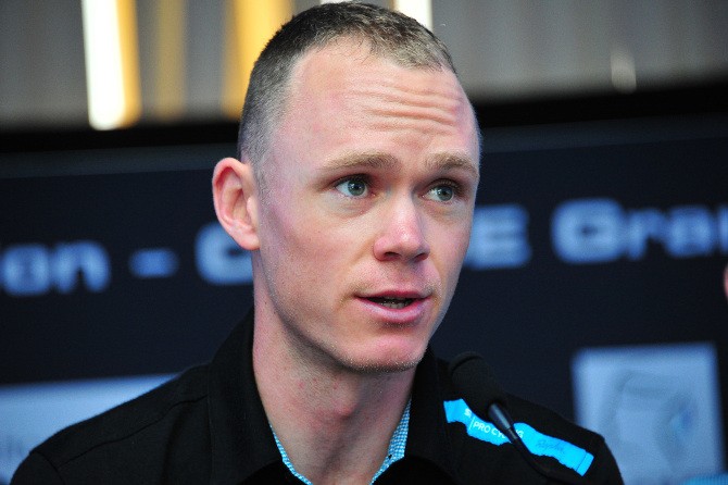 Chris Froome - Armstrong doit parler