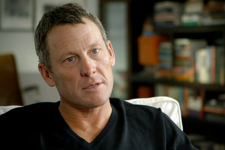Lance Armstrong - egalite