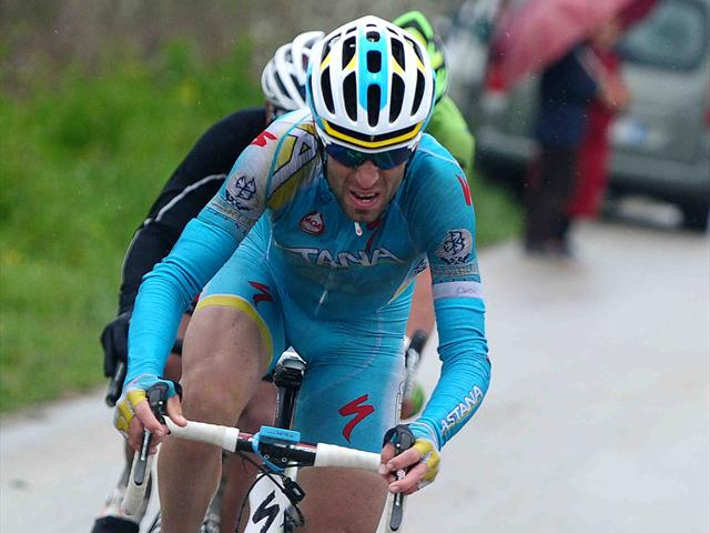 Vincenzo Nibali - Chris Froome pas si fort