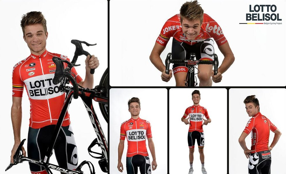 Lotto-Belisol - maillot 2014