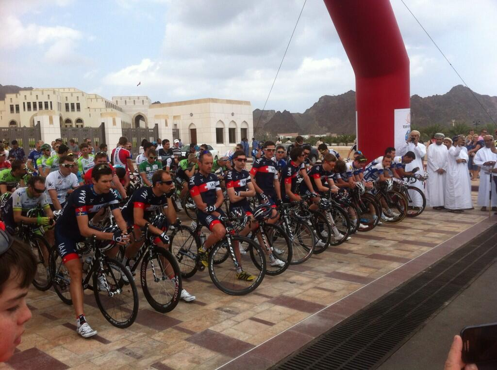 Tour of Oman 2014 - Kristof Goddaert